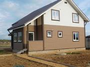 Загородный дом для большой семьи в пригороде Боровска с маг. газом - Фото 1