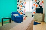 1к квартира посуточно в Нижнем Новгороде, Квартиры посуточно в Нижнем Новгороде, ID объекта - 316312472 - Фото 3