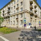 Трехкоматная квартира в сталинке у метро Черная Речка в Прямой продаже