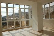 Продам видовую 2-комнатную квартиру с хорошим ремонтом в новом доме - Фото 1
