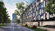 Апартаменты 57.6 кв.м, без отделки, в ЖК бизнес-класса «vivaldi». - Фото 1