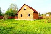 Дом «под ключ» 120 кв.м. с отоплением, Ярославское шоссе 85 км - Фото 2