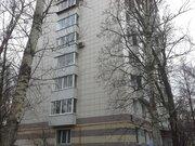 Двухкомнатная квартира на Кантемировской