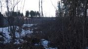Участок 22-е сотки д.Агафониха 23 км от МКАД у озера - Фото 1