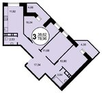 Продается 3-х.комнатная квартира - Фото 1
