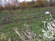 Земельный участок 15 соток в деревне Матвеево в 57 км. от Москвы. - Фото 1