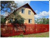 Большой кирпичный загородный дом со всеми удобствами. Киевское или Мин - Фото 1