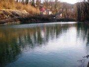 Участок с водоемом 42 сотки поселок Южный Туапсе - Фото 1