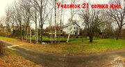 Санкт-Петербург, Пушкинский район, п.Тярлево, 21 сот. ИЖС + коттедж . - Фото 3