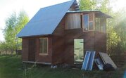 Продается домик у леса под ПМЖ по цене дачи, можно под маткапитал - Фото 1