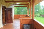 Отличный дом С баней на шикарном участке У леса. Д.бережки - Фото 3