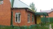 Дом+10 сот. СНТ Ручеек, г.о. Домодедово - Фото 1