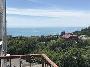 3 комнатная квартира с видом на море Ольгинка