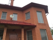 В черте г.Пушкино продается 4-х уровневый кирпичный коттедж - Фото 1