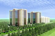 Двухкомнатная квартира ЖК Гармония (Азино) - Фото 1