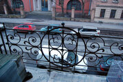 Продаётся 108-метровая квартира с камином на тихой улице в центре спб