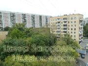 Однокомнатная Квартира Москва, улица Маршала Тухачевского, д.38, . - Фото 1