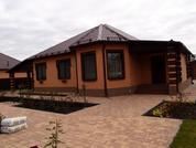 Благоустроенный коттедж 175м2 с гостевым домом и баней в Таврово-2 . - Фото 1