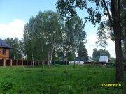 Прекрасный участок на окраине леса в д. Данилово - Фото 5