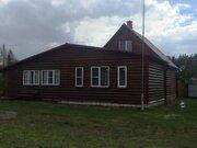 Брусовой дом в деревне Власьево рядом с озером - Фото 1