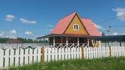 2х эт Дом 100 м2 на участке 6 соток ПМЖ 45 км от МКАД по Новорязанском - Фото 3