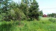 Участок 6 сот в дер. Асташково, ИЖС, эл-во, сосновый бор, озеро, река - Фото 1