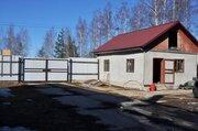 Дом 200 кв.м. район д.Аленино, Киржач, 70 км от МКАД, 28 соток. - Фото 2