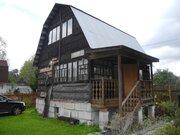 Дача с брусовым домом 6х7 на 9сот. в 30км от МКАД по Носовихинскому ш - Фото 1