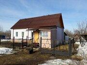 Жилой дом в селе Задубровье 80 м.кв. на участке 15 сот. - Фото 1