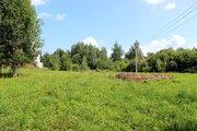 Продам большой солнечный участок в деревне Голенищево - Фото 1