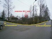 Участок в посёлке Левашово. - Фото 2