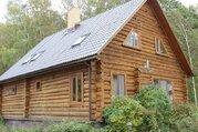 Отличный дом со всеми коммуникациями в окружение леса. деревня Воробьи - Фото 1