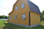 Дом ПМЖ, село Никитское 80 кв м на участке 9.5 соток 55 км от МКАД - Фото 5