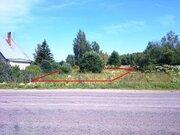 Отличный участок 16 соток в д. Шульгино рядом с рузским водхр. - Фото 1