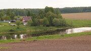 Участок на пруду 30,8 соток д. Петрово, г.Малоярославц - Фото 5