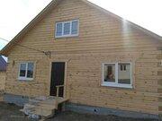 Благоустроенный новый дом из бруса - Фото 1