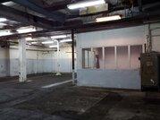 Аренда отапливаемого производственно-складского помещения,527м2. - Фото 1