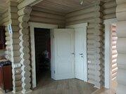 Дом 105 кв.м. из бревна на 10 сотках, всё центральное Чехов, река лес - Фото 3