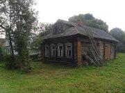Земельный участок 40 сот с домом под снос в д. Нушполы, Талдомский р-н - Фото 1
