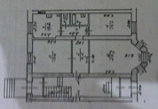 Дубна, Большая 3-х комнатная квартира в сталинском доме, Волга, лес. - Фото 2