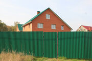 Капитальный дом с участком 12 соток в поселке Заокском - Фото 2