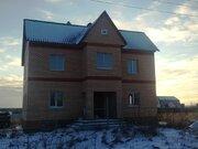 Новый дом в д Саввино 300м, 3 этажа, оформлен, чернов отд, свет газ - Фото 2