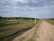 140 сот в СНТ Мишкин лес - дер.Лисицыно - 90 км Щелковское шоссе - Фото 3