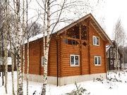 Дом 151м2, 10сот, Киевское ш, 55 км, кп Лесная радуга - Фото 1