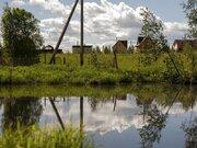 Участок с выходом в лес и к озеру - Фото 1