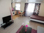 Уютная квартира-студия на Шаляпина