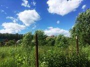 Земельный участок 6 соток д. Репниково Чеховский район - Фото 4