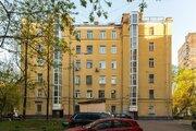 Продам 3-к квартиру, Москва г, Большой Власьевский переулок 10 - Фото 1