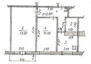 2-ком.квартира, в центре г. Чебоксары, в р-не стадиона Олимпийский. - Фото 3