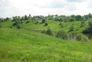 Участок 20 соток у реки в Хаустово - Фото 1